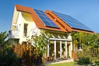 Bild zeigt ein energieeffizientes Haus