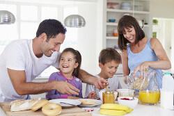Bild symbolisiert Schritte zur Hausfinanzierung mit Bauzinsenvergleich
